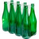 Бутылки для шампанского 0,75л, 8шт