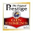 Эссенция для водки Strands Blue Fire India Gin
